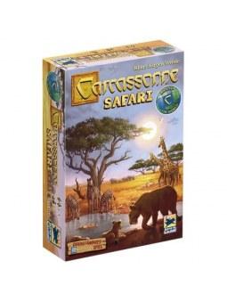 Carcassonne Safari jeu