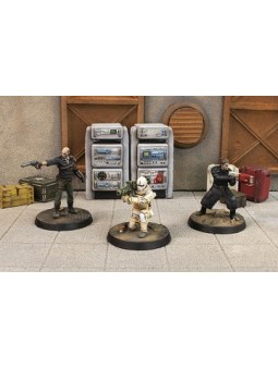 Fallout Wasteland Warfare: Institute Covert Ops