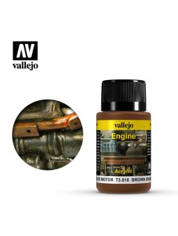 Vallejo: Weathering Brown Engine Soot