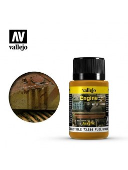 Vallejo: Weathering Engine Fuel Stains (40ml)