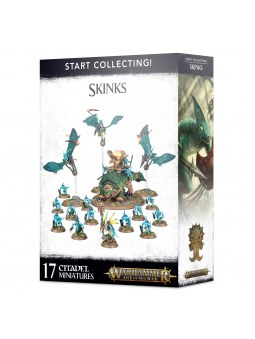 Seraphon : Start Collecting! Skinks