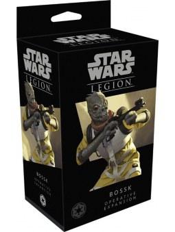 Star Wars Legion Bossk Villain