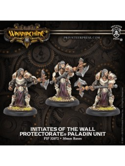 Protectorate: Initiates of the Order of the Wall