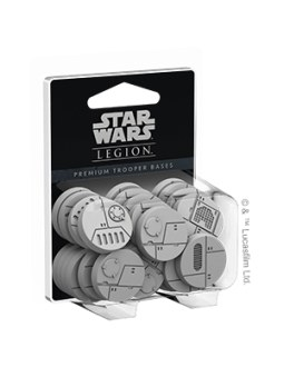 Star Wars Legion: Premium Trooper Bases