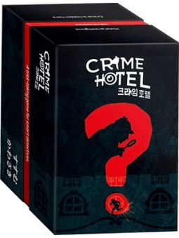 Crime Hotel jeu