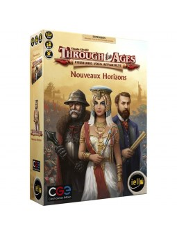 Through The Ages - Extension jeu