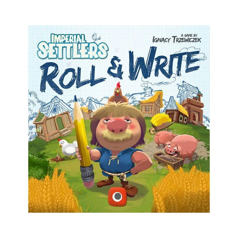 Imperial Settlers - Roll And Write jeu