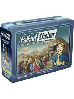 Fallout Shelter: Le Jeu De Plateau jeu