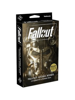 Fallout: The Board Game - Atomic Bonds Cooperative Upgrade jeu