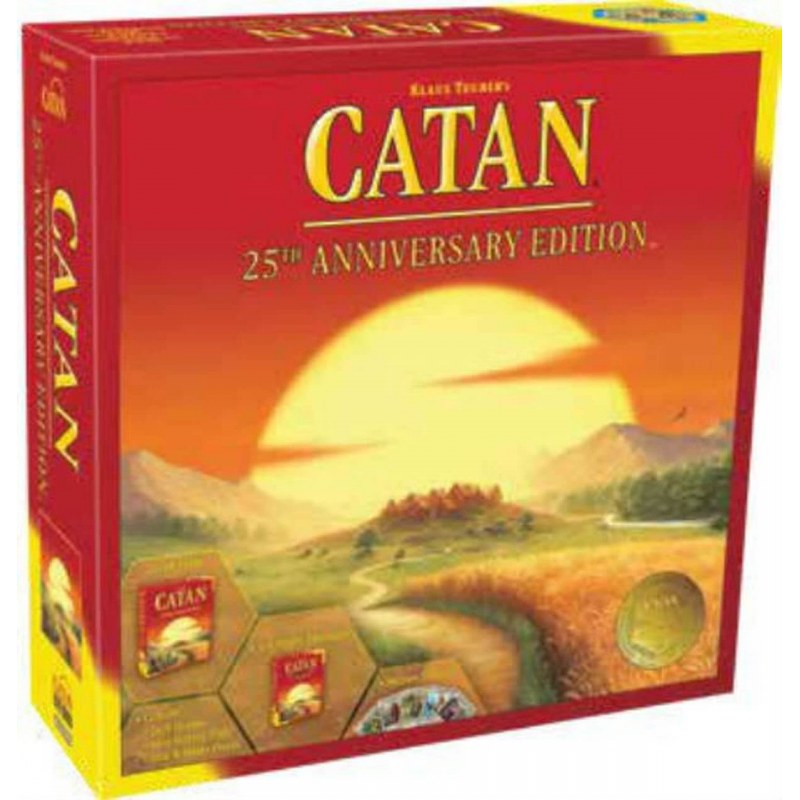 Catan: 25th Anniversary Edition jeu
