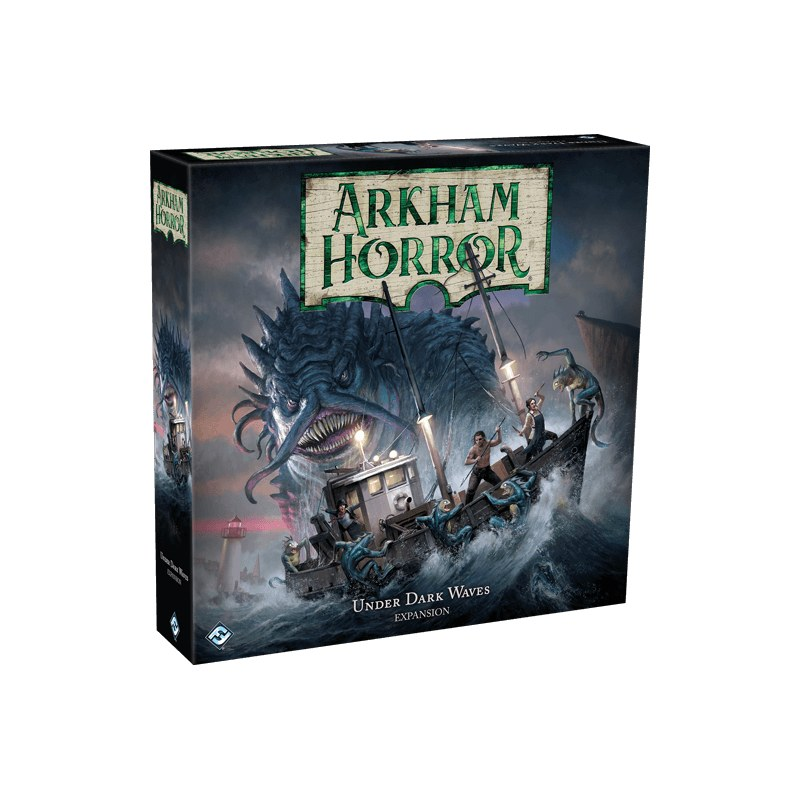 Arkham Horror 3rd Edition: Under Dark Waves jeu