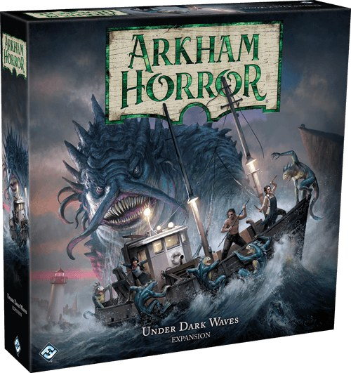 Arkham Horror 3rd Edition: Under Dark Waves