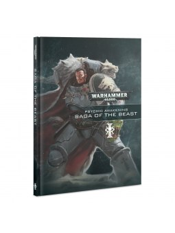 Warhammer 40k : Psychic Awakening - Saga of the Beast