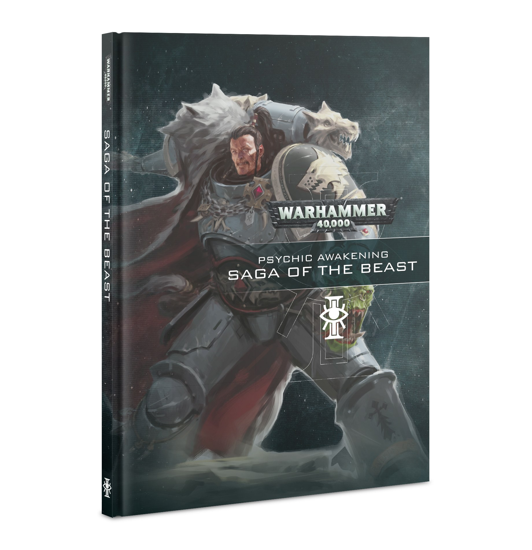 Warhammer 40k : Psychic Awakening - Saga of the Beast