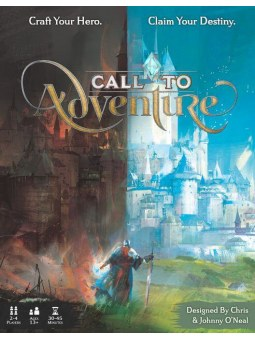 Call To Adventure jeu