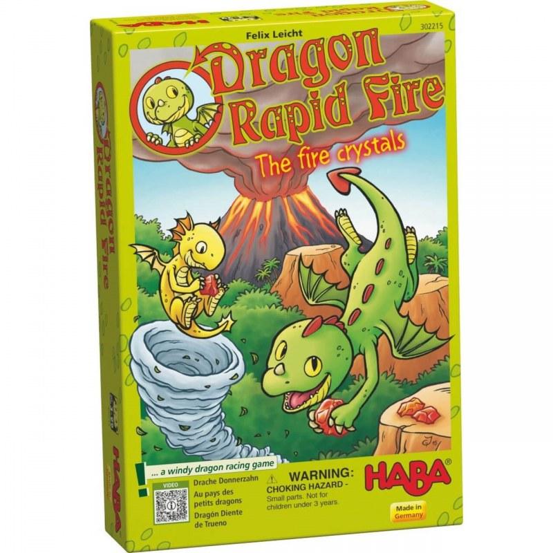 Dragon Rapid Fire - The Fire Crystals jeu