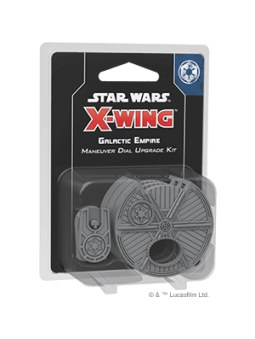 X-Wing 2.0: Imperial Maneuver Dial Upgrade Kit
