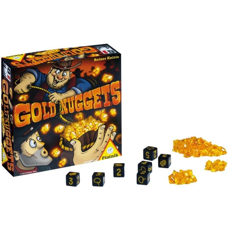 jeu Gold nuggets