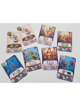 Dice Forge cartes