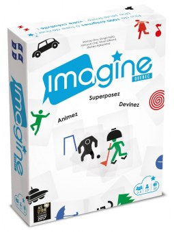 Imagine Version Quebec jeu