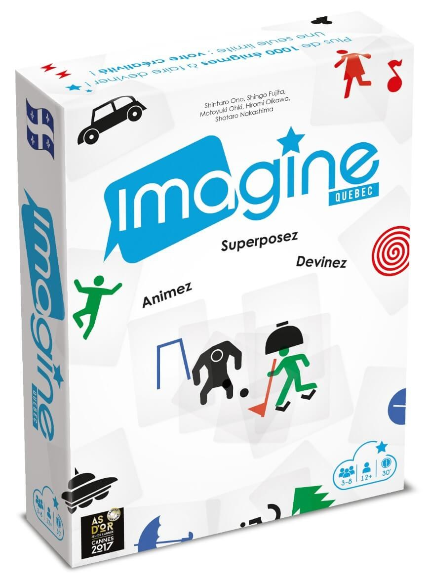 Imagine Version Quebec