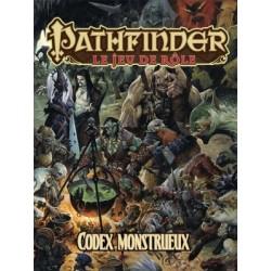Pathfinder Le Jeu de Rôle: Codex Monstrueux