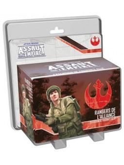 Star Wars Assault Empire : Rangers De L'Alliance