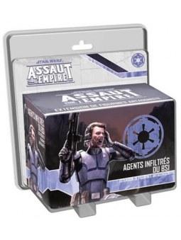 Star Wars Assaut Empire : Agents Infiltres Du BSI
