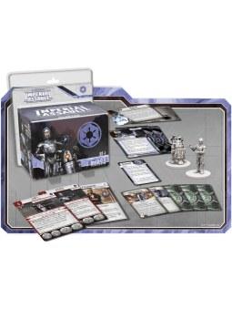Star Wars Assaut Empire : BT-1 et 0-0-0