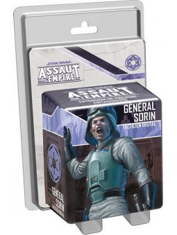 Star Wars Assaut Empire : General Sorin, Tacticien Brutal