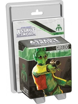 Star Wars Assaut Empire : Greedo Mercenaire Ambitieux