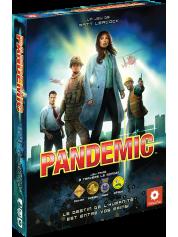 Pandemic jeu