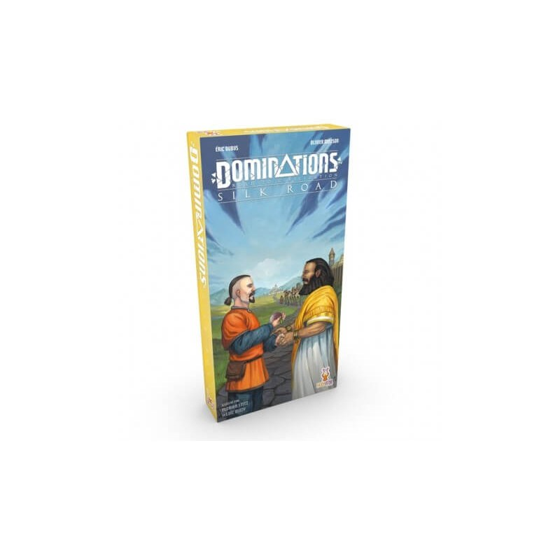 Dominations : Ext. Silk Road