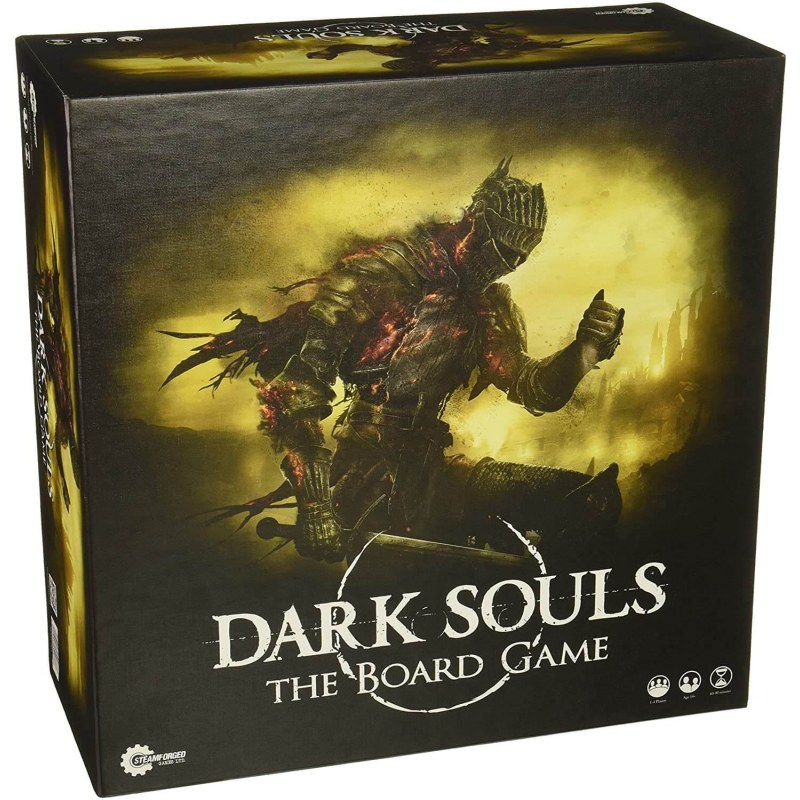 Dark Souls Board Game jeu