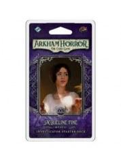 Horreur a Arkham le jeu de carte: Jaqueline Fine Deck Investigateur