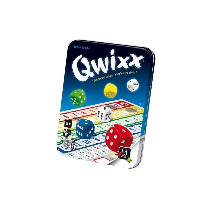 Qwixx jeu