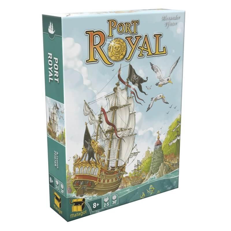 Port Royal jeu