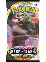 Pokemon Rebel Clash Booster