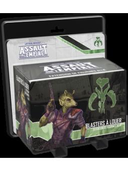 Star Wars - Assaut sur l'Empire : Blasters à louer