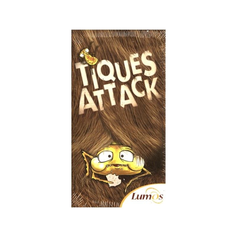 Tiques Attack jeu