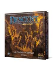 Descent 2E: Les Chaines De Rouille jeu