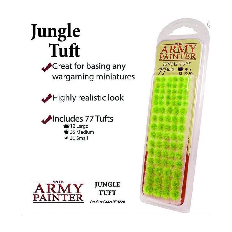 Battlefields XP: Jungle Tuft