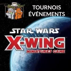 Tournois Star Wars X-Wing à Lévis