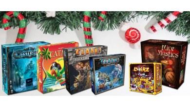 Top 12 des jeux à offir pour Noël