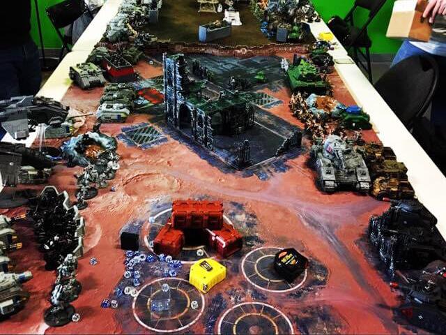 Apocalypse Warhammer