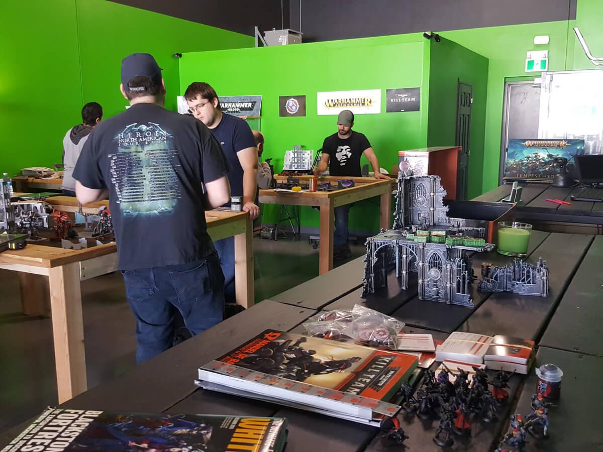 Tournois Warhammer X-Wing Magic Lévis
