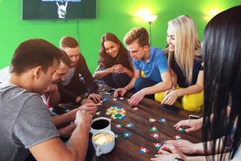 club social jeux de société