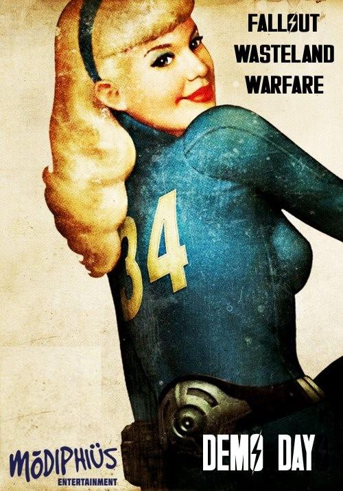 Jeu  Fallout Wastland Warfare